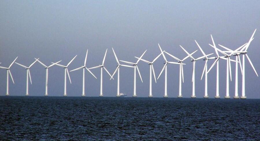 Opførslen af vindmølleparker uden statsstøtte i Storbritannien vil stige de kommende år, ifølge brencheanalysehuset Aurora Energy Research.