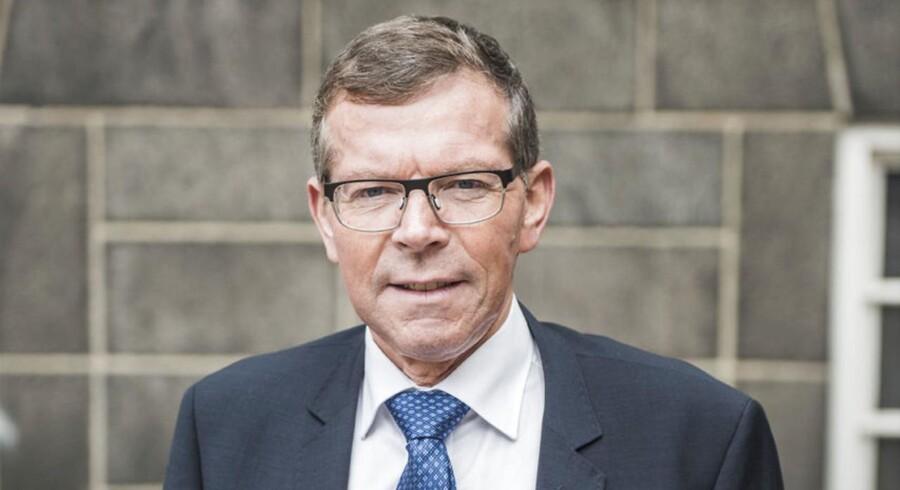 Den konservative borgmester i Vesthimmerland, Knud Kristensen, går tilbage.