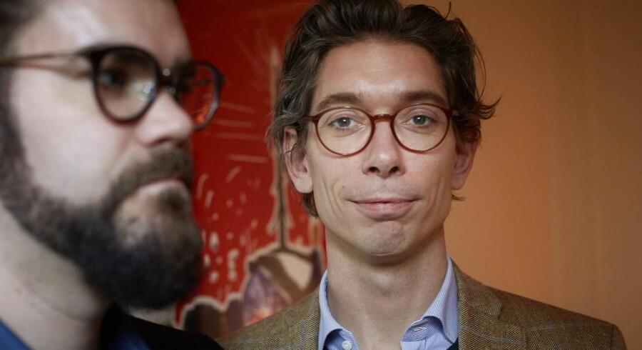"""Erhvervsprofilerne Morten Strunge og Johan Bülow har skudt penge i ejendomsmæglerfirmaet Adam Schnack, som har et nyt, digitalt koncept for, hvordan de vil kapre rige kunder gennem bl.a. digital """"overvågning""""."""