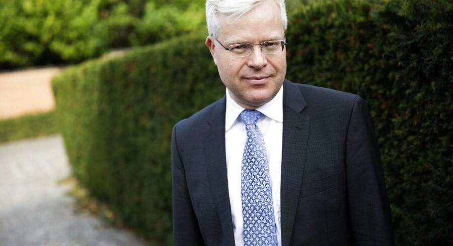 adm. direktør Jesper Loiborg for KFI,