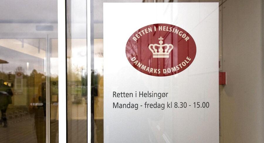 En mand er for nylig blevet fængslet i en sag om erhvervs-spionage ved et retsmøde for lukkede døre i retten i Helsingør.