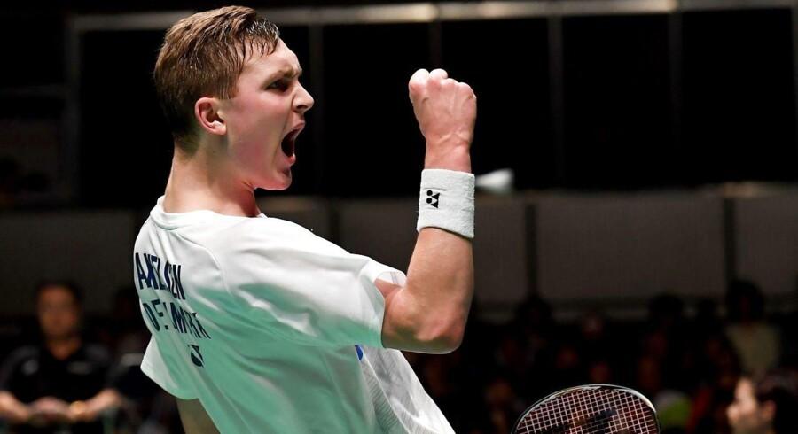 Med Viktor Axelsen i spidsen er en stribe danske spillere klar til kvartfinalen i China Open.