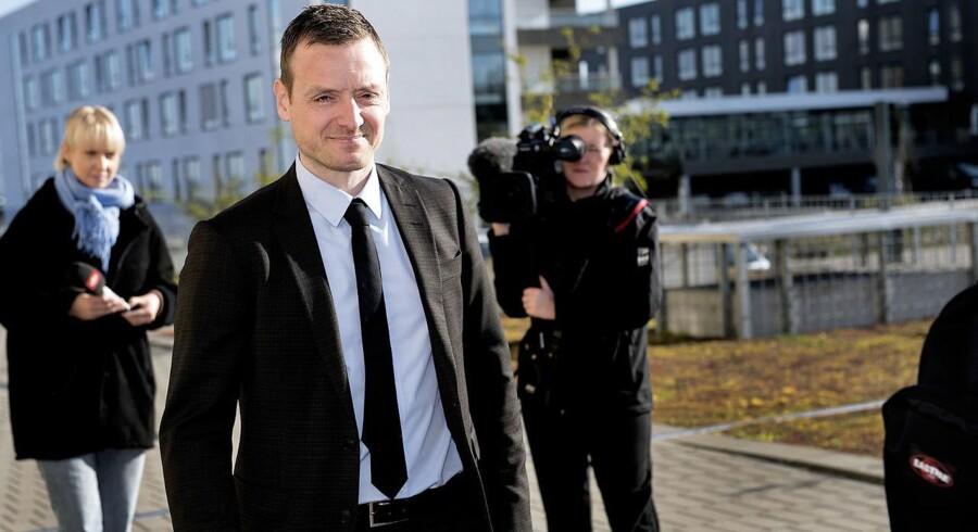 Anklager, Kristian Kirk.