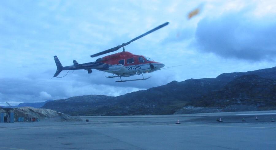 Fire frygtes at være omkommet efter en båd er forlist i det vestlige Grønland. Ifølge mediet knr.gl skete ulykken i Diskobygten i det vestlige Grønland. Free/Colourbox/arkivfoto