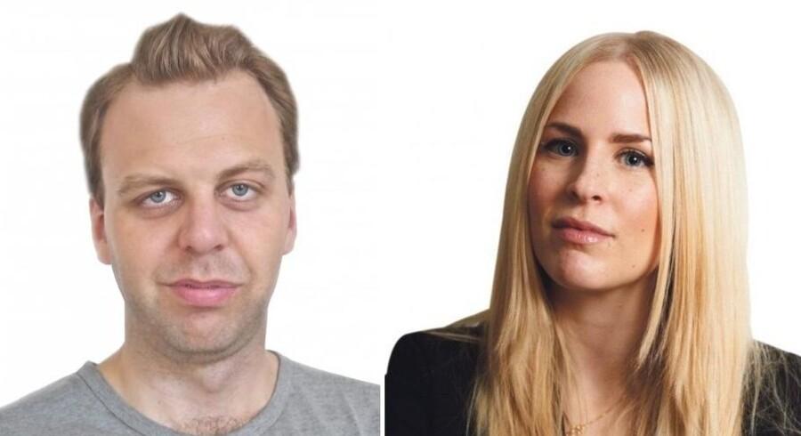 Rune og Eva Agnete Selsing.