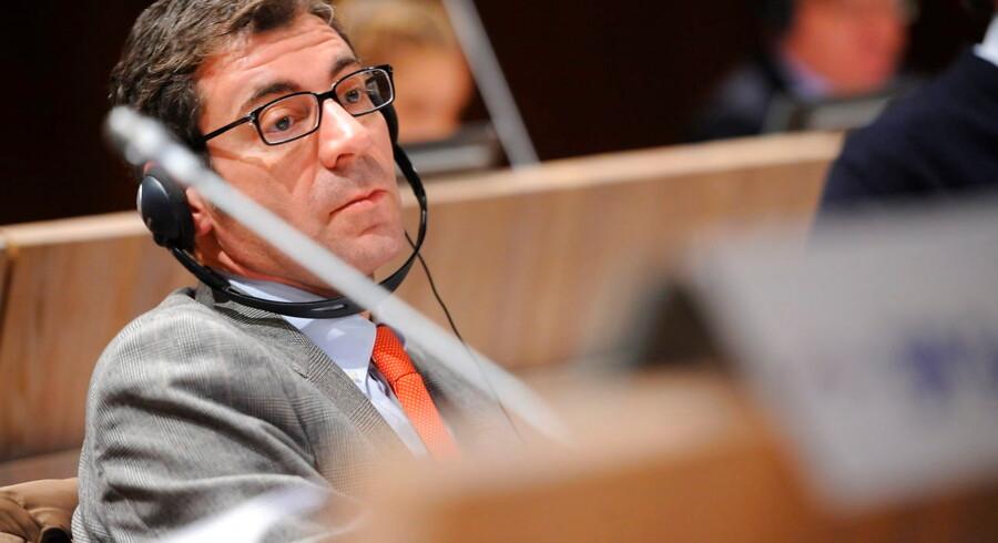 Luca Volontè risikerer en dom for korruption og hvidvask, fordi han modtog penge fra regimet i Aserbajdsjan.