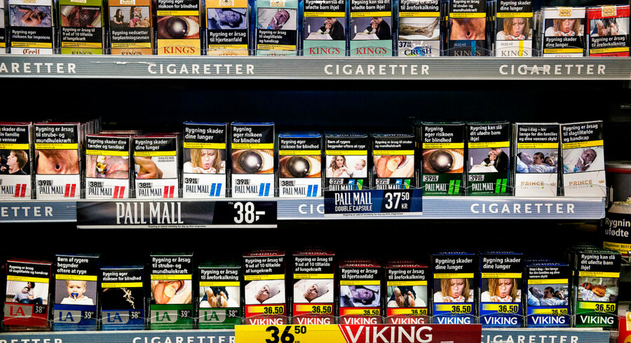 I gamle dage svarede tobaksindustrien på udbredelse om helbredsrisiko ved rygning med introduktion af filteret, light-cigaretter, mentolsmag osv. Men i dag ved alle, at det er dødsensfarligt at ryge – filter eller ej.