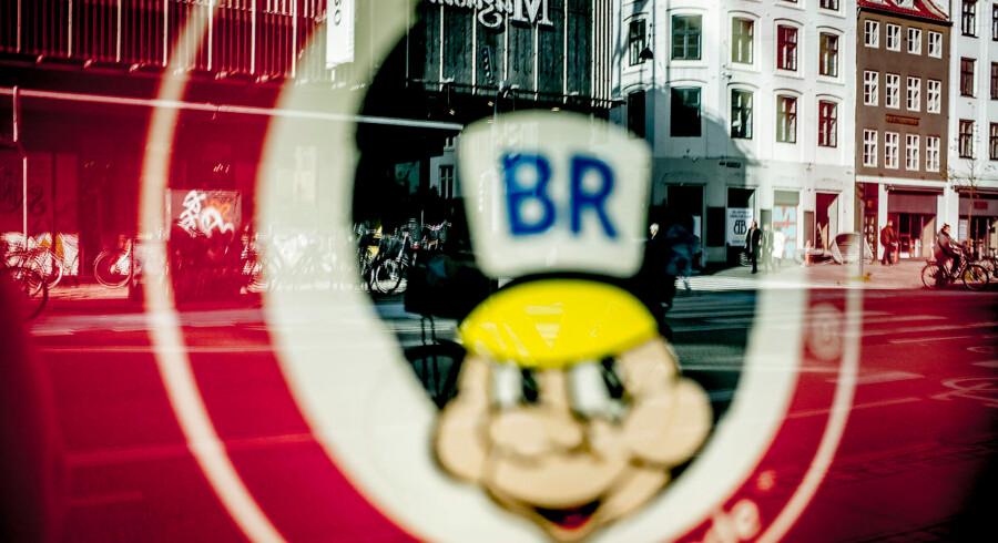 Fætter BR på Bremerholmen i København er en blandt mange butikker, der lukker som følge af Toys'R'Us' konkurs..