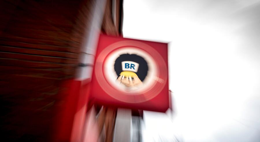 Fætter BR i Søborg var blandt de BR-butikker, der lukkede tidligere på måneden. Nu er hele kæden konkurs. (Foto: Mads Claus Rasmussen/Ritzau Scanpix)