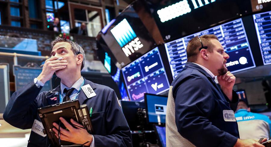 2019 lægger ud med flere dårlige nyheder for investorerne. Arkivfoto: Reuters/Jeenah Moon/Ritzau Scanpix