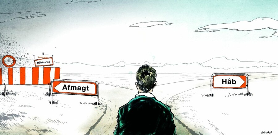Tegning: Rasmus Meisler