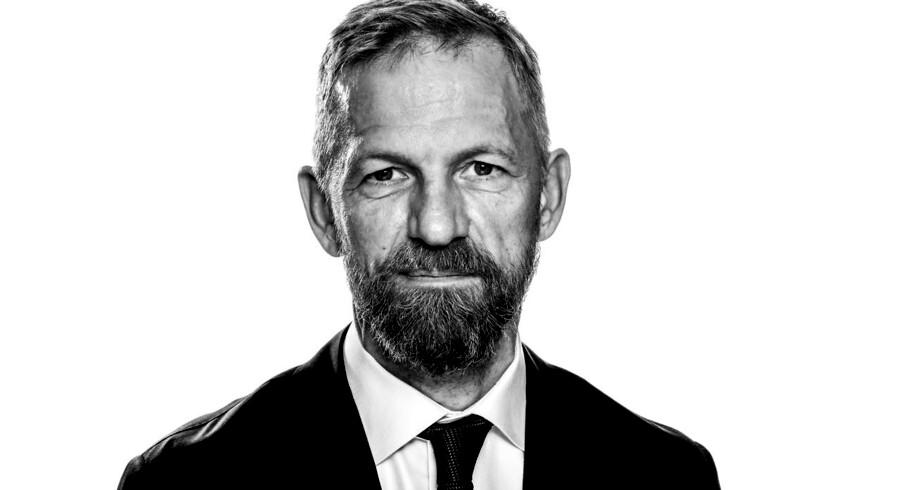 Anders Krab-Johansen, koncernchef og udgiver, Berlingske Media. Foto: Søren Bidstrup