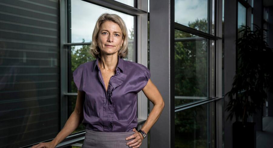 Eva Berneke, adm. direktør i KMD, har talt for flere kvinder i toppen af dansk erhvervsliv. Om det begrænsede antal kvinder i toppen af erhvervslivet sagde hun i 2008: »Det gør mig alvorligt bange for, at virksomhederne ikke har de bedste ledere. Vi ved jo, at kvinderne hverken halter bagud uddannelsesmæssigt, eller hvad talenter angår – tværtimod.«