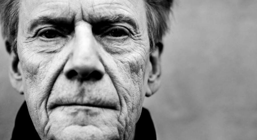 »Der er masser af ting, jeg siger nej til, hvis jeg synes, at menneskesynet er for afstumpet,« siger Jesper Christensen, der er aktuel i »Før Frosten«.
