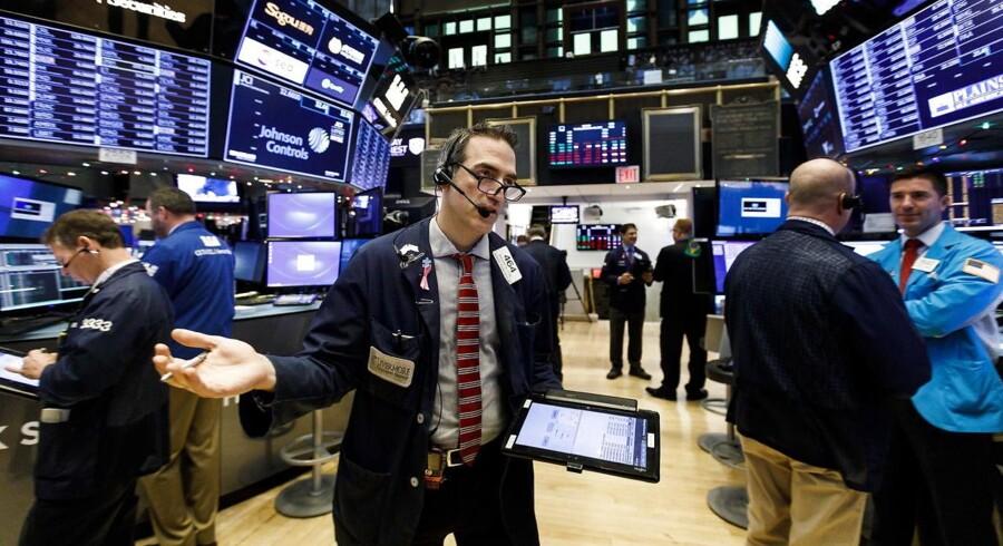 Signalforvirring fra økonomierne og virksomhederne har sammen med politisk usikkerhed skabt store udsving i de finansielle markeder