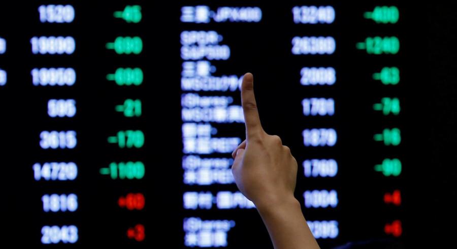 Markedsværdien på globale aktier faldt 19.900 milliarder dollar fra top til bund i 2018 – men det betyder bare, at det er tid til at købe ifølge Bank of America Merrill Lynch.