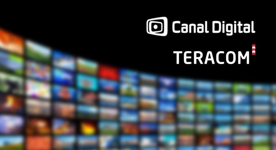 Canal Digital har indgået aftale med ejeren af det danske radio-/TV-net, Teracom, som nu skal sikre, at TV-signalerne når ud til antenne- og boligforeninger i bedre kvalitet. Foto: PR