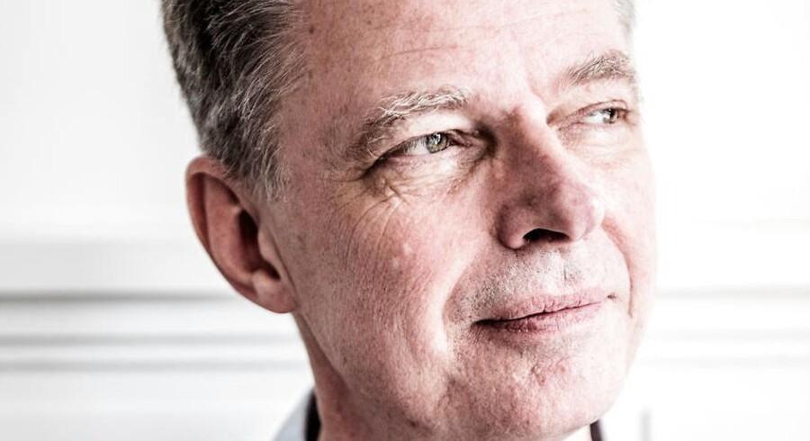»En opportunistisk, utilpasset bornholmer med komplekser,« siger Klaus Riskær Pedersen om Mogens Glistrup, som han dog også vedkender sig visse ligheder med.