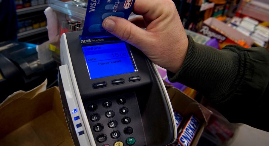 Detailhandlen vil kæmpe for at få forhandlet en ny Dankortaftale på plads i løbet af året, der ikke forringer betingelserne for brugen af betalingskortet i butikkerne.