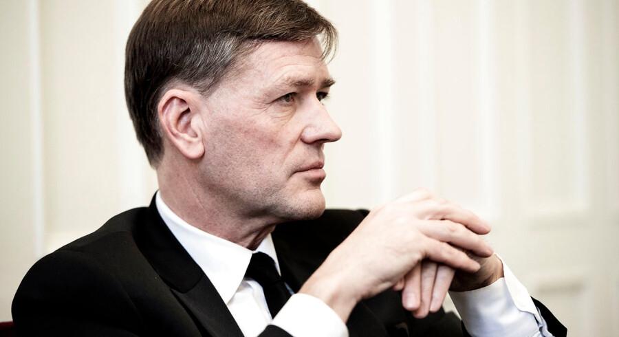 Flemming Ørnskov forlader Shire efter gigant-handlen med Takeda er gået endeligt igennem. Arkivfoto: Linda Kastrup