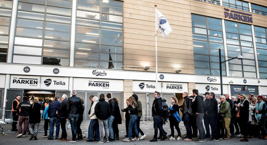 Et selskab ved navn Arena Developments ApS har ifølge Parken meldt sig som interesseret køber af det børsnoterede selskab. Søger man i det officielle danske selskabsregister, findes selskabet imidlertid ikke.