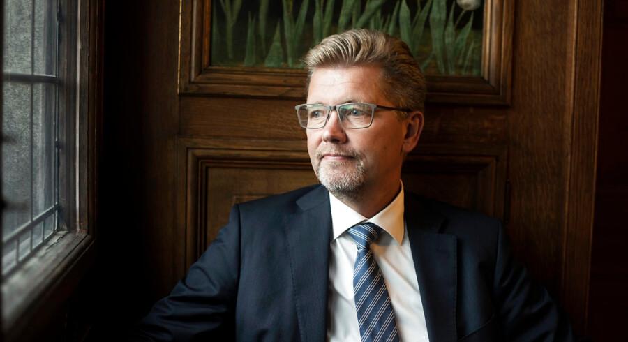 Det er de små og billigere lejligheder, der oplever stor efterspørgsel, noterer Københavns overborgmester, Frank Jensen.