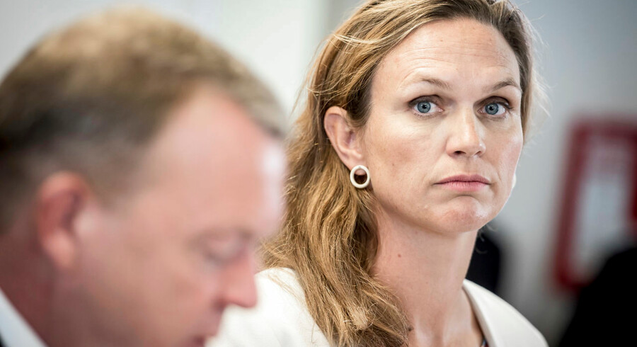 »Analysen viser sammen med al anden viden, vi har, at vi kører i ring,« mener undervisningsminister Merete Riisager.