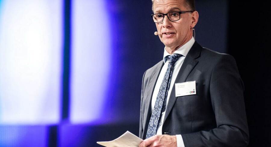 Jens Klarskov skfiter til et job som seniorrådgiver i Dansk Erhverv.