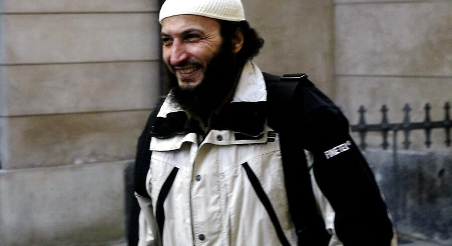 Dansk-marokkaneren Said Mansour fik frataget sit danske pas og idømt udvisning i 2016 efter at have opfordret til terror. Marokko har tidligere forsøgt at få ham udleveret. (Arkivfoto) Carl Redhead/Ritzau Scanpix