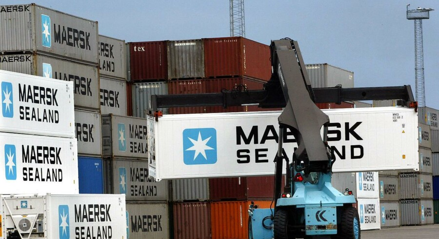 Handelskrig, Brexit og svagere global økonomi skaber nervøsitet for afsætningen i de danske eksportvirksomheder. Det er helt afgørende for vores opsving, at eksporten kommer op i gear her i det nye år, fremhæver Dansk Industri. Arkivfoto: Palle Hedemann/Ritzau Scanpix
