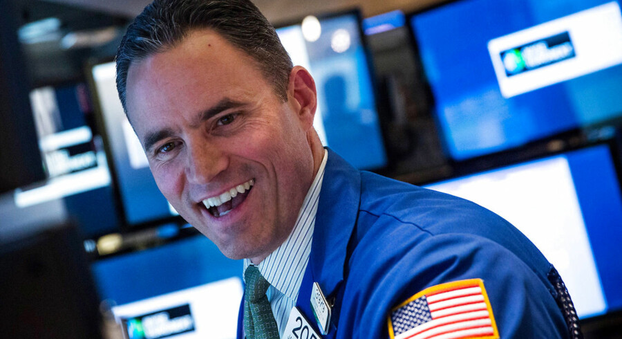 For en gang skyld var der plads til smil hos investorerne i den forgangne uge.
