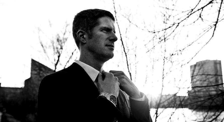 Kasper Ørtvig tiltrådte 1. januar som administrerende direktør i BroBizz efter kun tre måneder som kommerciel direktør.
