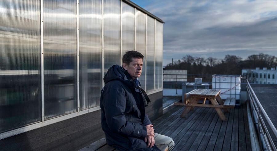 Lektor Dean Jacobsen på Freshwater Biology på Københavns Universitegen. Dean Jacobsen har de seneste fem år oplevet, at studerende er begyndt at finde små ting i hans undervisning upassende.