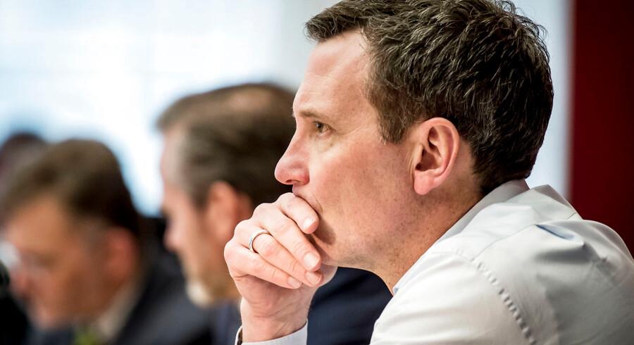 Nick Hækkerup (S) vil sammen med Søren Espersen (DF) have undersøgt, om Udenrigsministeriet tidligere har brudt en dyb fortrolighed i Det Udenrigspolitiske Nævn.