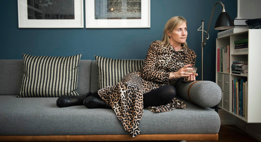 Line Nevers Krappenhøft, designleder i Sofakompagniet.