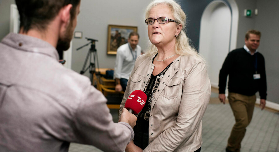 »Jeg synes, det ser positivt ud. Der er mange gode takter,« siger Dansk Folkepartis sundhedsordfører, Liselott Blixt, om regeringens udspil til en sundhedsreform.