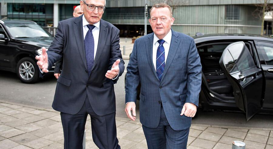 Tidligere formand for Danske Regioner Bent Hansen kan få comeback som topchef i sundhedsvæsenet.