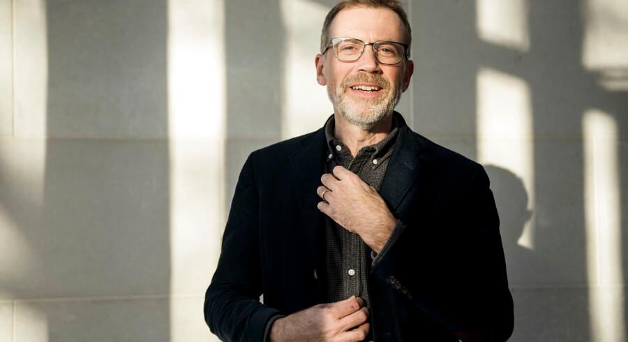 Mikkel Bogh har siden 2014 været direktør for Statens Museum for Kunst.