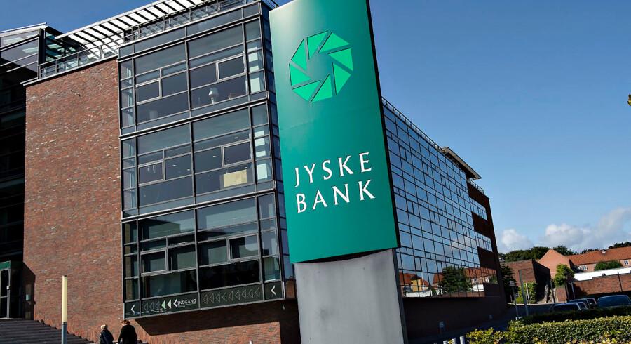 Jyske Bank vil nu fokusere på danske kunder