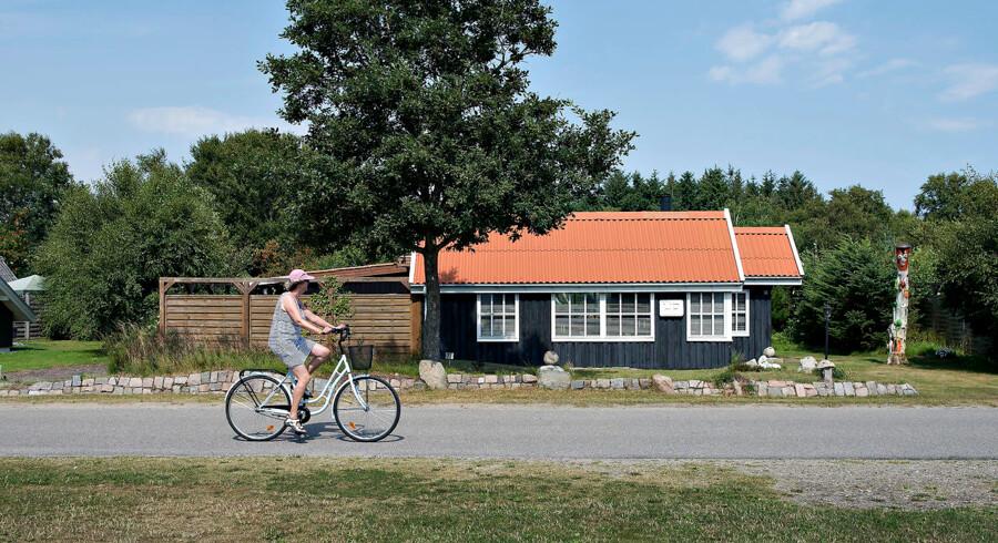 Et sommerhus er blandt værdierne, som en 76-årig i denne uges brevkasse gerne vil kunne give videre. Men han har ingen familiemæssige arvinger.
