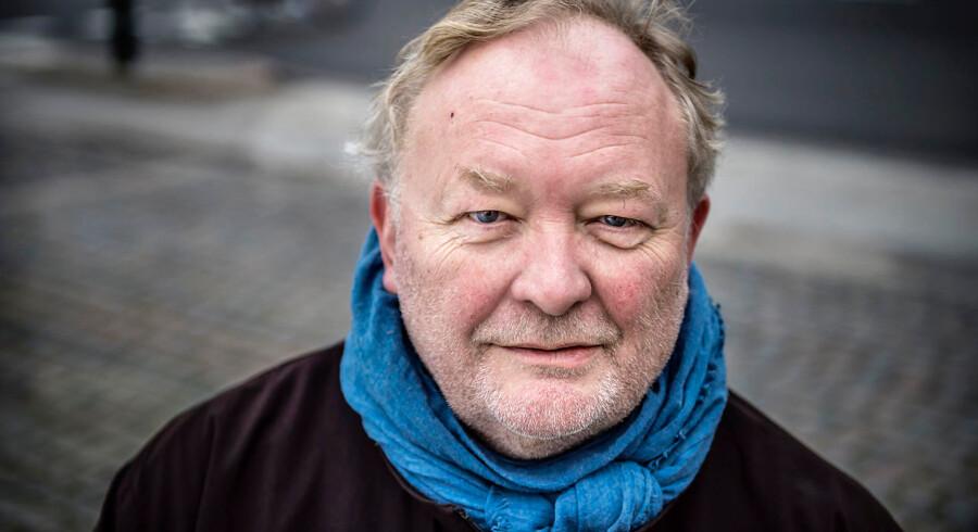 Bjarne Henriksen vælger sine opgaver med omhu.