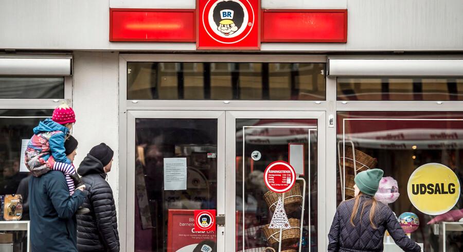 Top-Toy, selskabet bag legetøjskæden Fætter BR, blev erklæret konkurs før nytår.