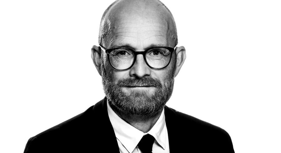 Erhvervsedaktør Peter Suppli Benson