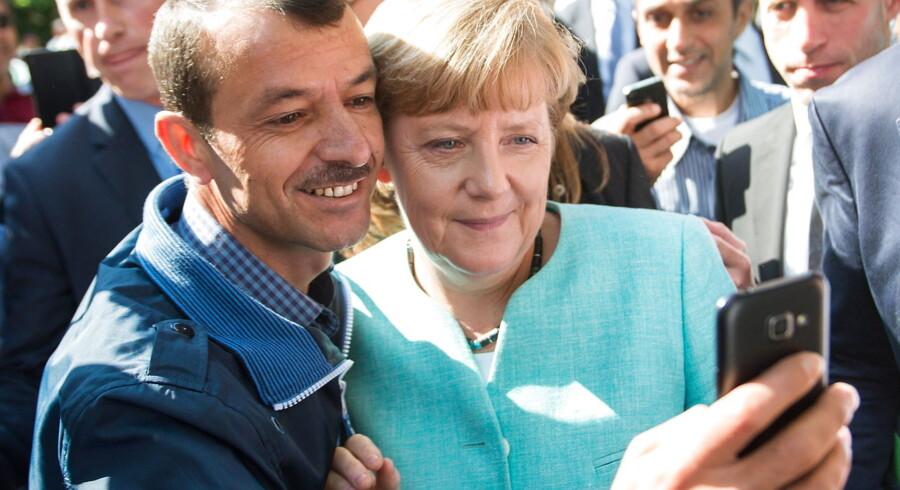 Kansler Angela Merkels flygtningepolitik og »willkommenskultur« skabte stor bekymring i store dele af den tyske befolkning. En udstilling i Bonn sætter nu fokus på tysk angst. Tyskerne er ikke kun mere bekymrede end befolkninger i andre lande – deres bekymirnger har det også med at gå i ring.