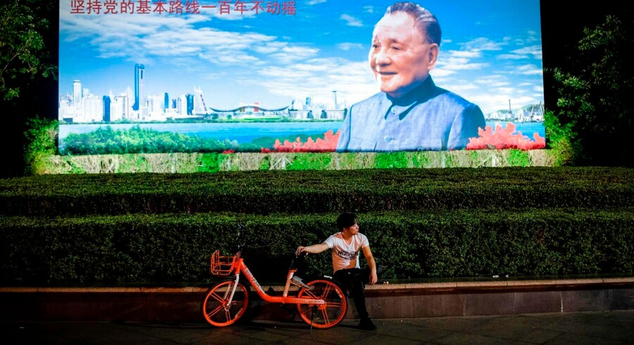 Arkiv. Guangdong provins.