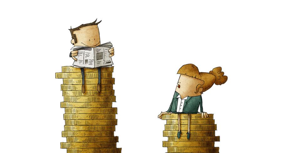 Mænd med en MBA får mere i løn, mere ansvar og har større jobtilfredshed end kvinder med en MBA, viser global undersøgelse af 900 MBA-kandidater.