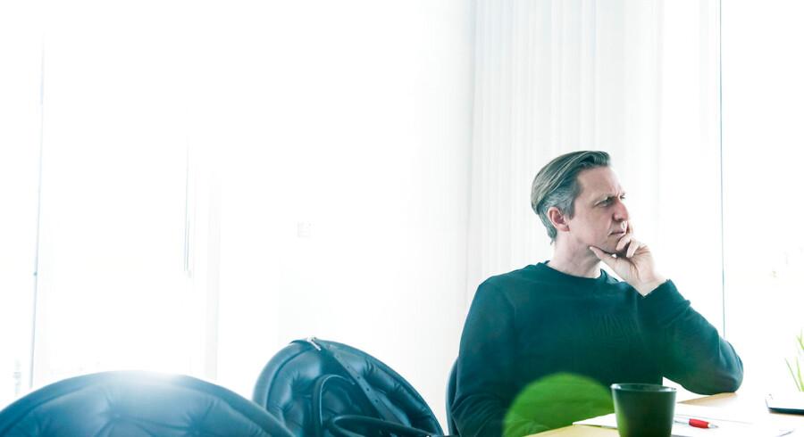 Torsdag kl. 13.00 falder dommen i sagen mod stifter og tidligere direktør i Hesalight, Lars Nørholt. Arkivfoto.