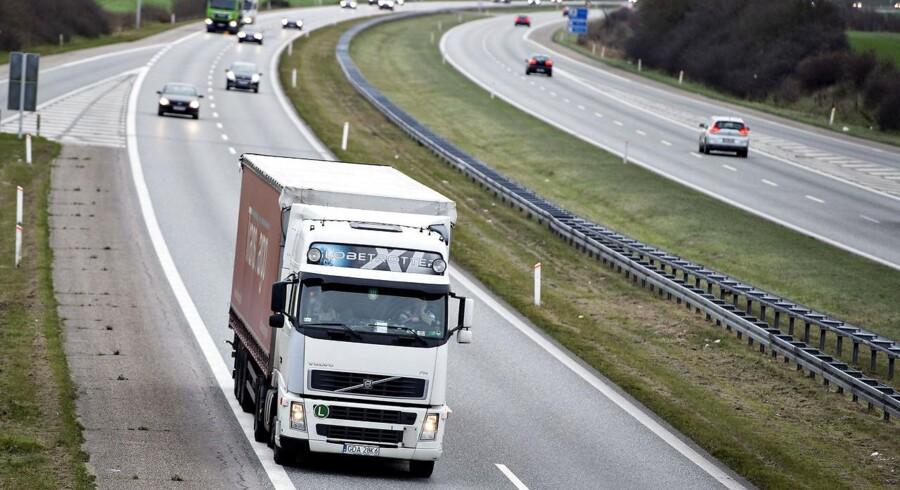 Den globale økonomi er på vej ned i gear. Det gælder i høj grad også den tyske, og det skaber usikkerhed om, hvor meget dansk eksport, der vil blive sendt sydpå her i det nye år.