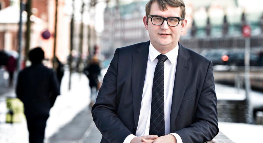 »Der er nærmest ikke den internationale organisation, der ikke ser på det, vi laver i Danmark,« siger Troels Lund Poulsen.