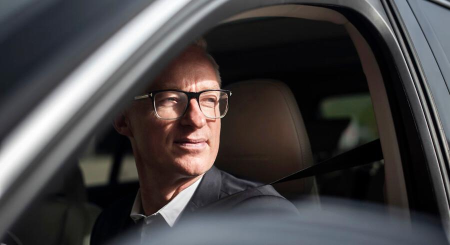 Tryg-direktør Morten Hübbe præsenterede tirsdag regnskabstallene for 2018 for Danmarks største forsikringsselskab. Forsikringsforretningen går strygende, men politisk uro er årsag til et dyrt hår i suppen, mens norske udfordringer betyder uklarhed om væksten.